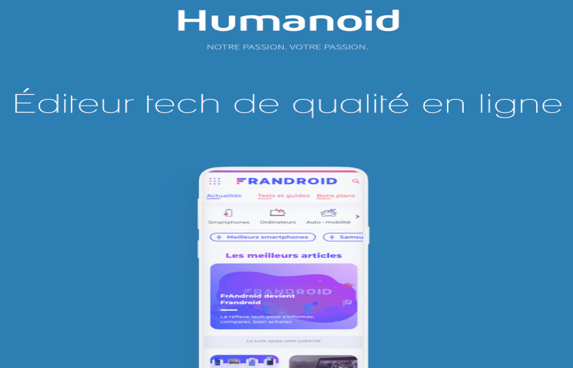 Humanoid : sécurisation du JEI et CIR