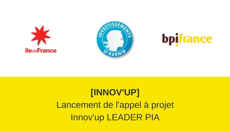 Appel à projet « Innov'UP LEADER PIA » 4