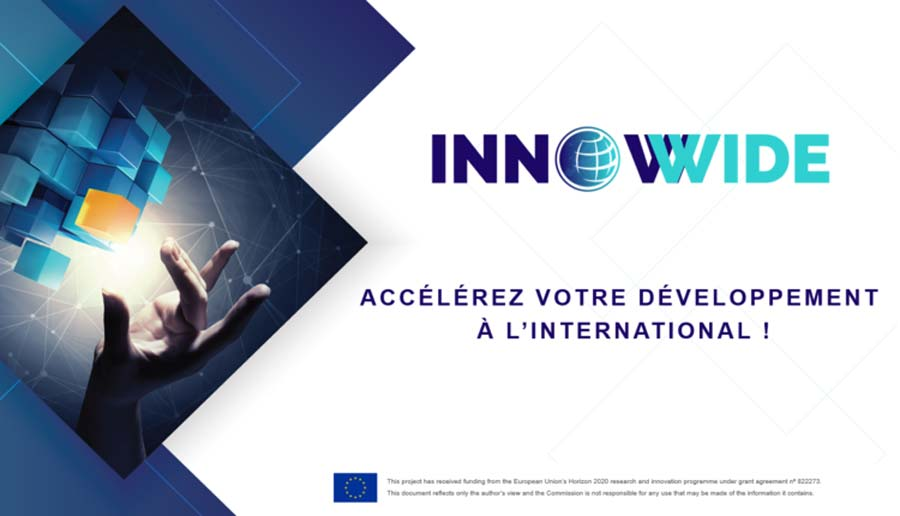 INNOWWIDE : Innovation à l'international 1