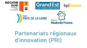 Partenariats régionaux d'innovation (PRI) 2