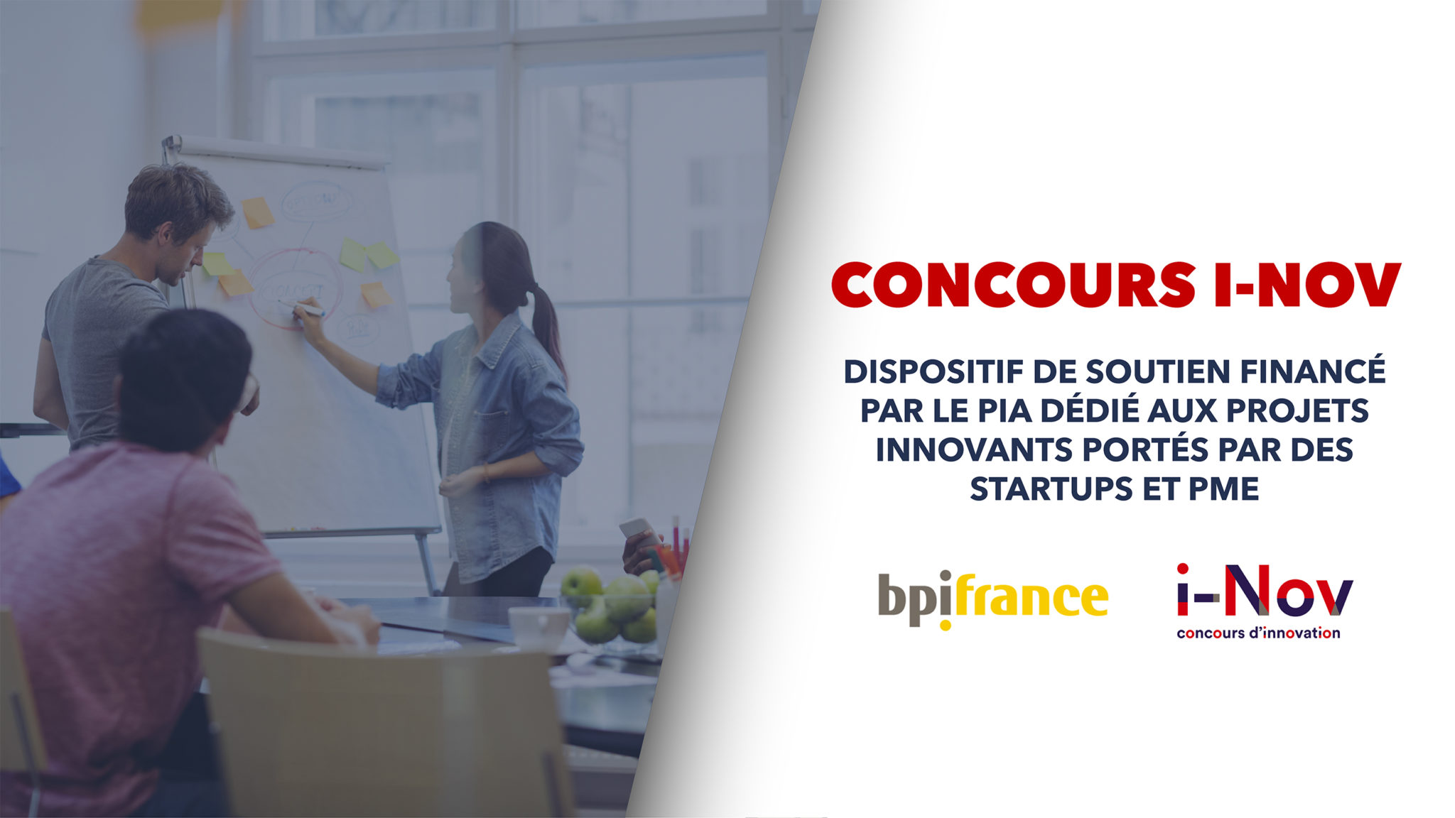 Concours d'innovation - i-Nov 4