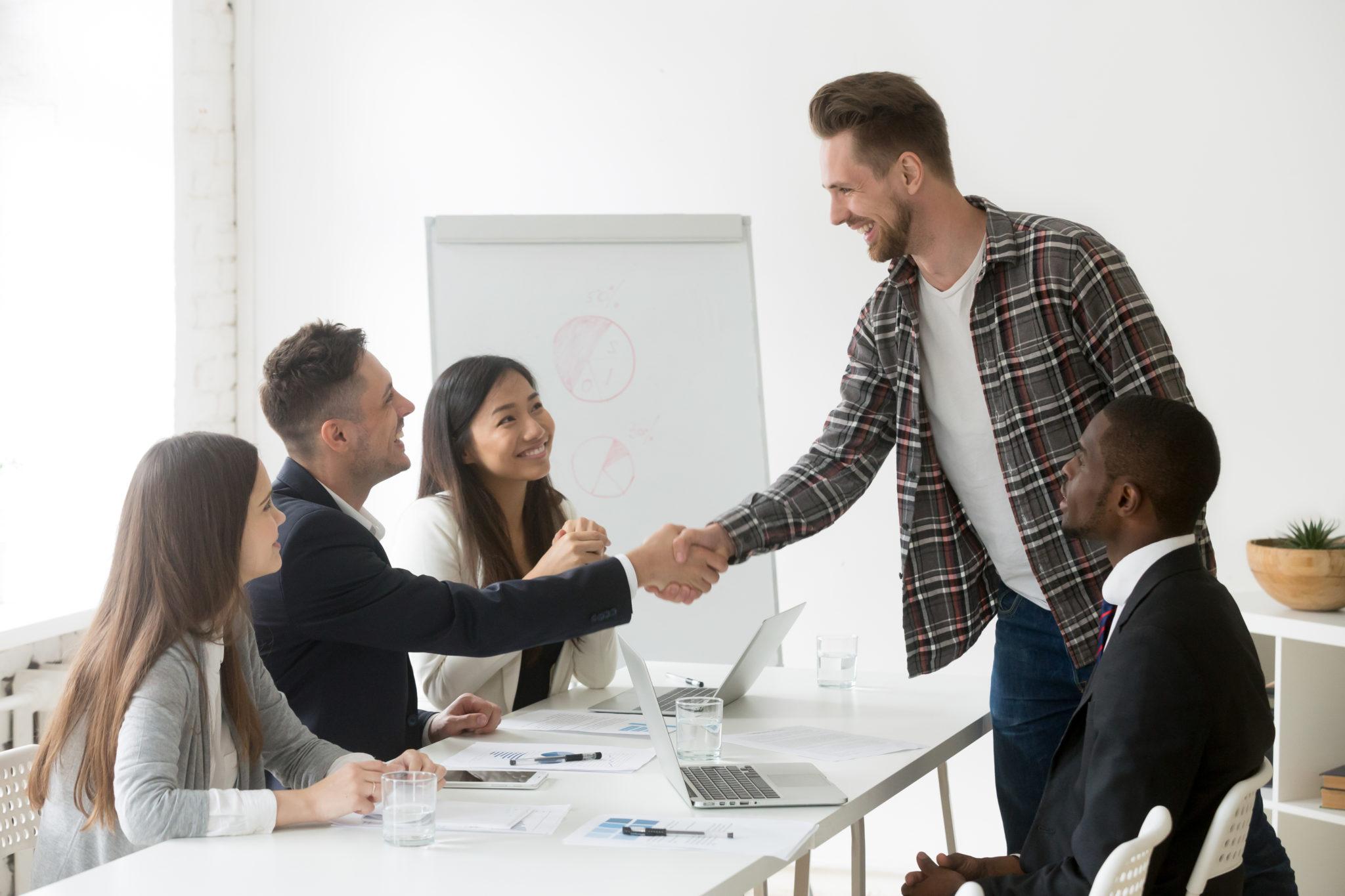 Entreprendre seul ou à plusieurs en 2021 ? 1